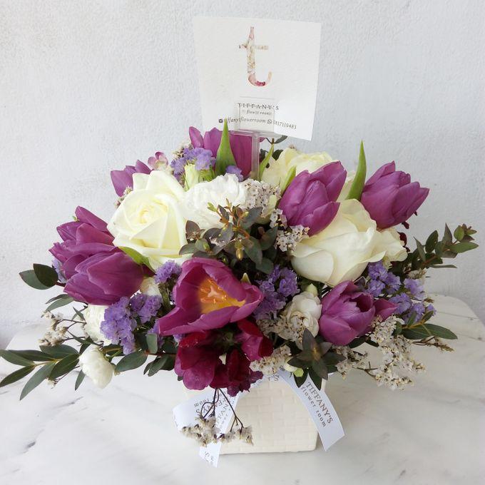 Vase Arrangement by Tiffany's Flower Room - 004