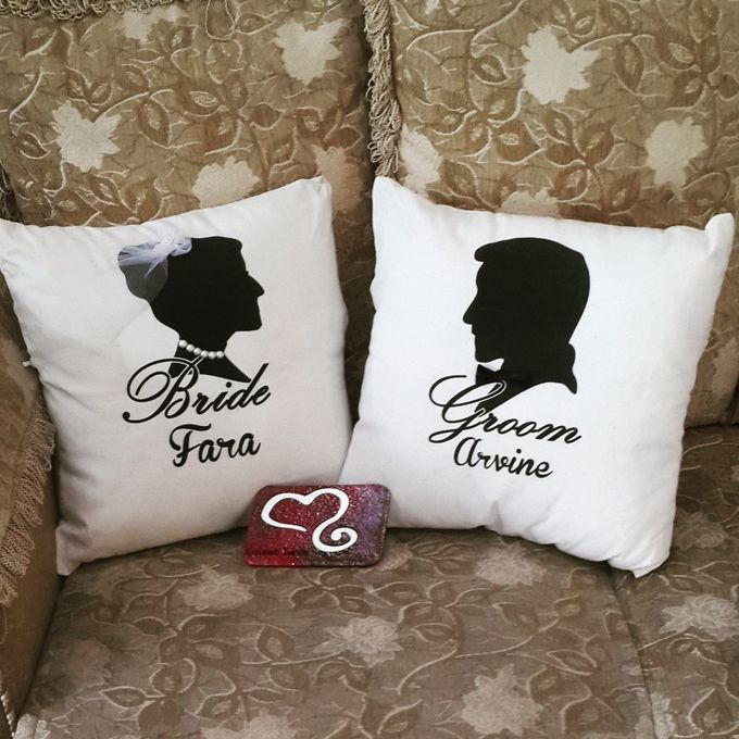 Wedding Pillow by Sweetlovecollection - 026
