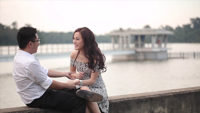 Highlight of Henry & Levina by WIMO - Wedding In Motion - 001