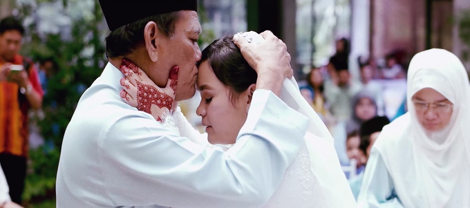 The Solemnization of Naz & Syafiq by THE PUTEH FILMS - 001