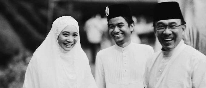 The Solemnization of Iman & Feir by THE PUTEH FILMS - 003