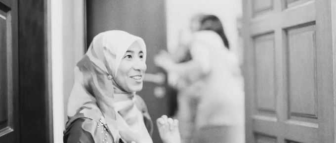 The Solemnization of Iman & Feir by THE PUTEH FILMS - 005
