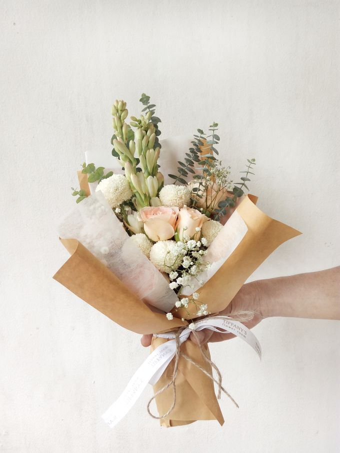 Gift Bouquet by Tiffany's Flower Room - 009