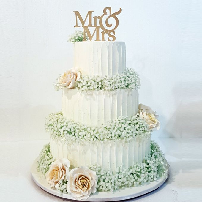 3 Tiers by Amor Cake - 024