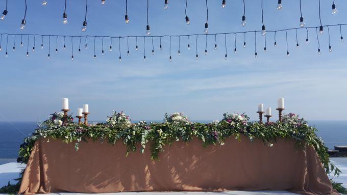 Sunset Garden Party by d'Oasis Florist & Decoration - 033