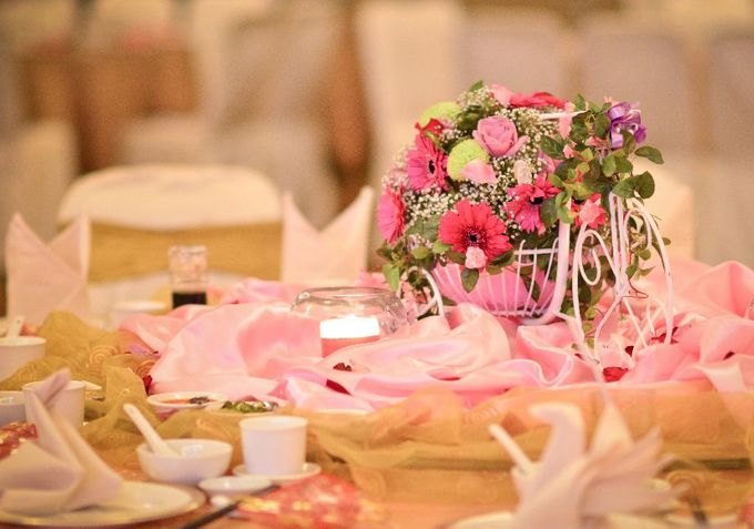 VIP Table Setting by Wedding And You - 027