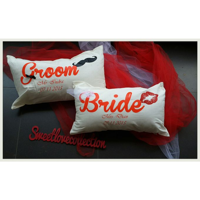 Wedding Pillow by Sweetlovecollection - 013
