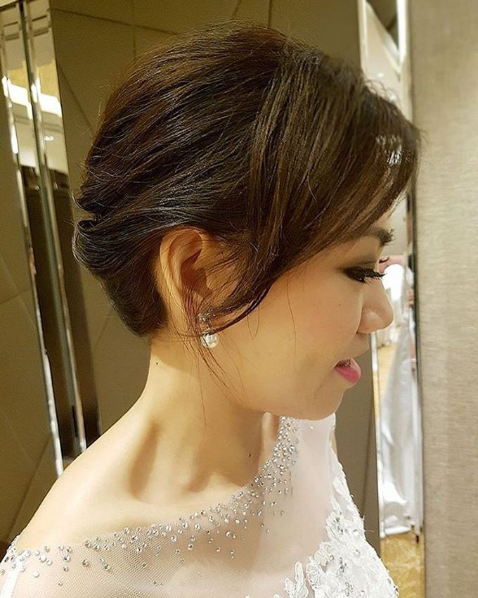 Bridal Makeup and Hairstyle by SueLim & artmakeup - 047