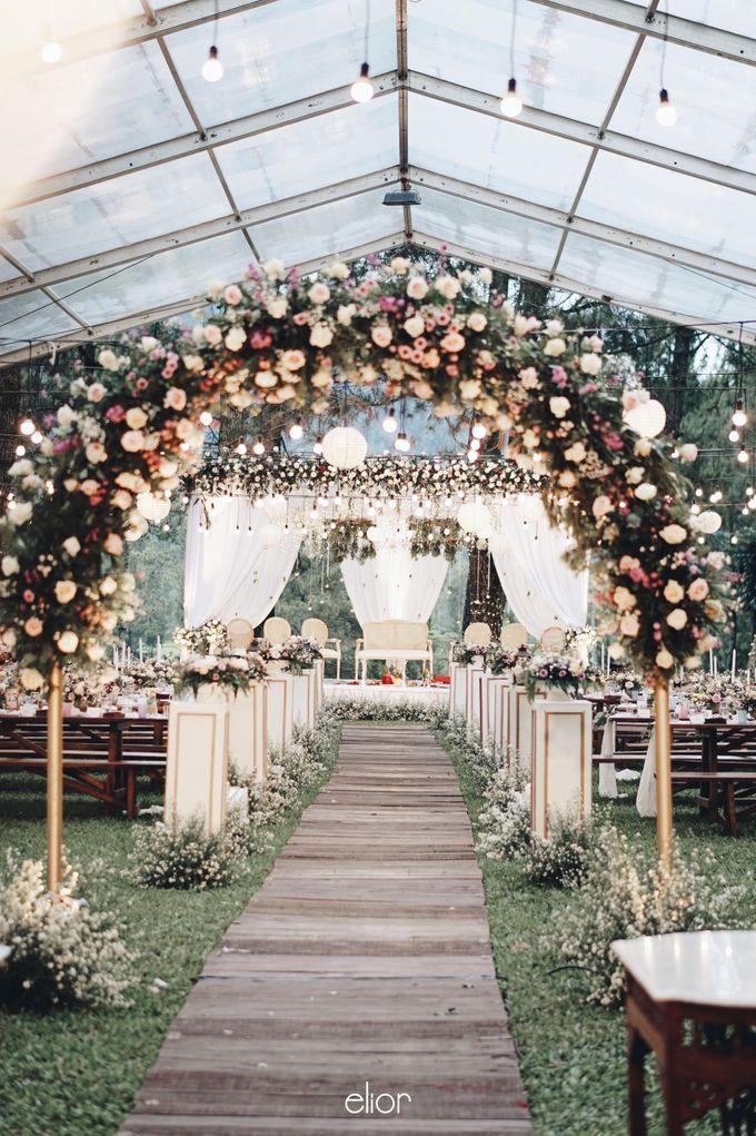 The Wedding Of Nishant & Vinutha by Elior Design - 010