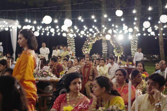 The Wedding Of Nishant & Vinutha by Elior Design - 021
