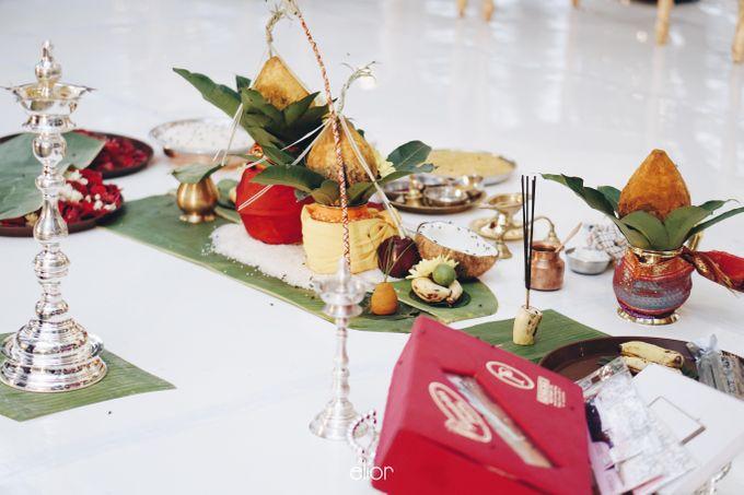 The Wedding Of Nishant & Vinutha by Elior Design - 024