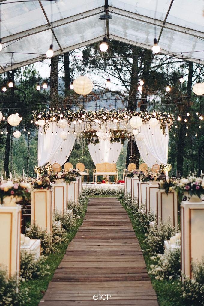 The Wedding Of Nishant & Vinutha by Elior Design - 027