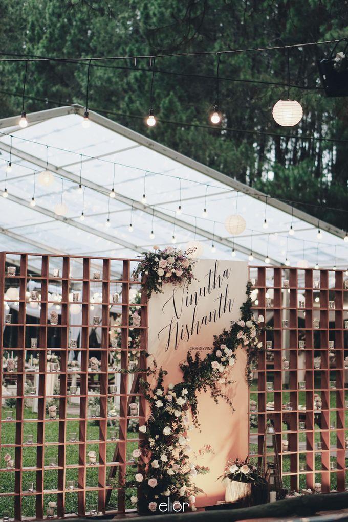 The Wedding Of Nishant & Vinutha by Elior Design - 028