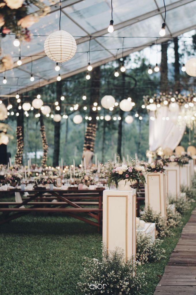 The Wedding Of Nishant & Vinutha by Elior Design - 013