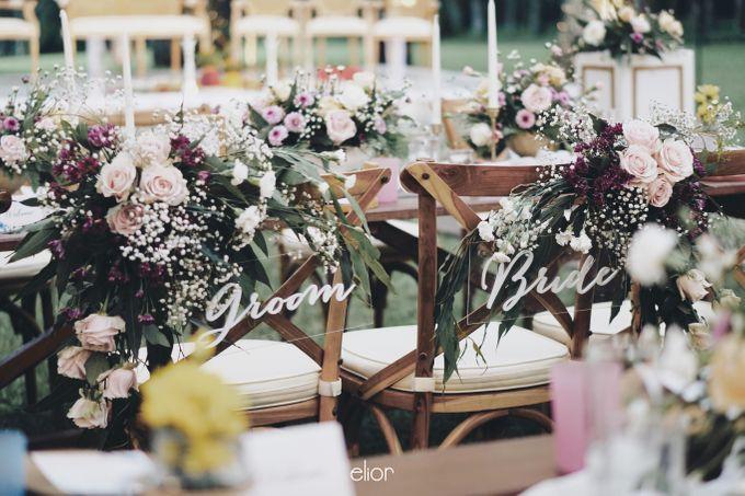 The Wedding Of Nishant & Vinutha by Elior Design - 015