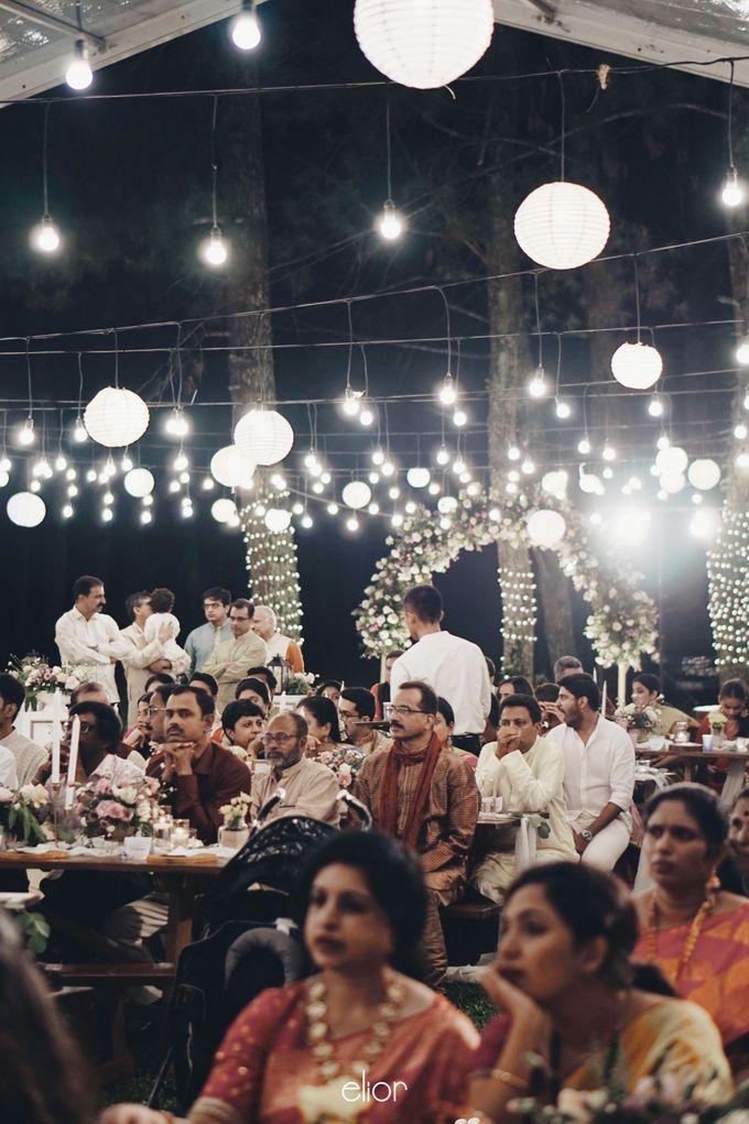 The Wedding Of Nishant & Vinutha by Elior Design - 018