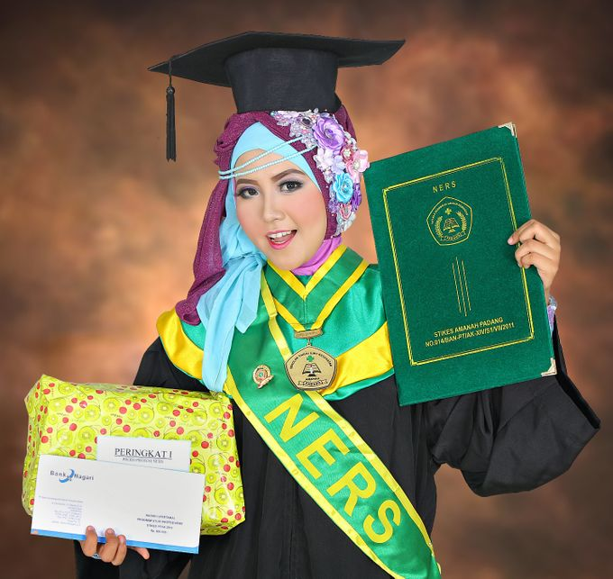 Graduation & Poscard by Rens Studio Photography - 004