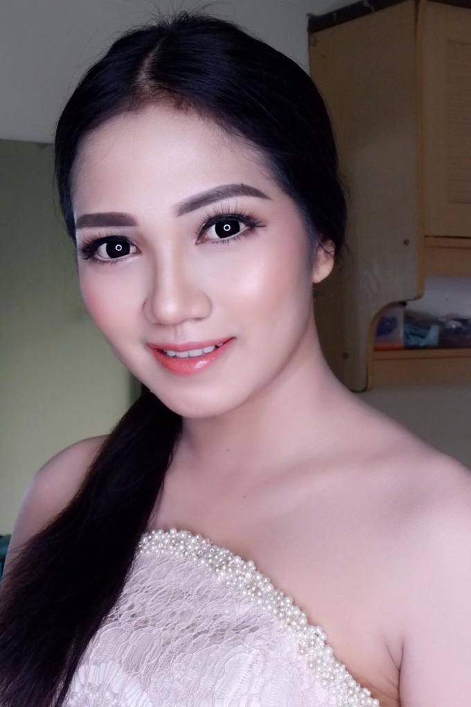 Wedding makeup by Vnimakeupartist - 008