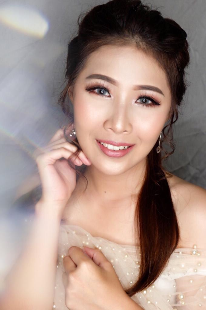 Wedding makeup by Vnimakeupartist - 014