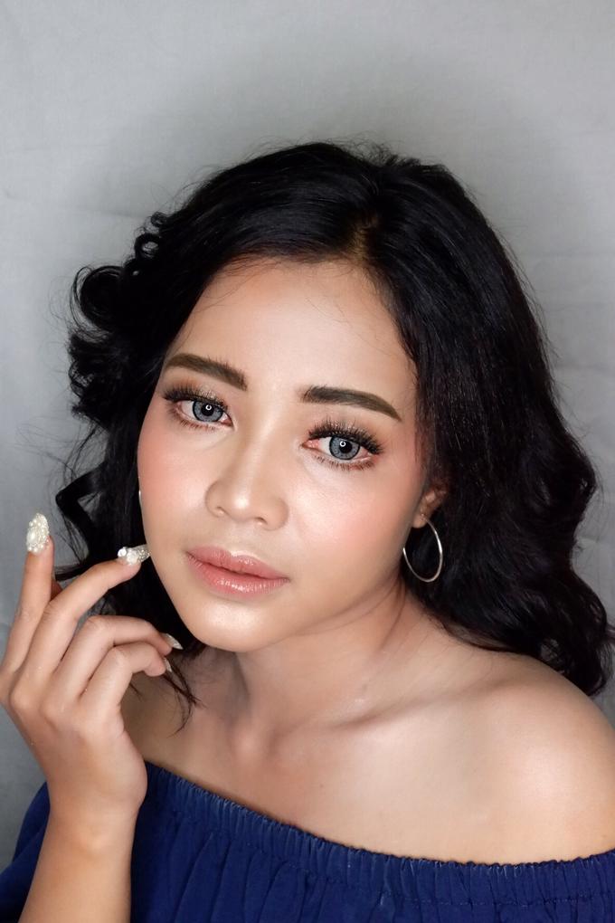 Wedding makeup by Vnimakeupartist - 017