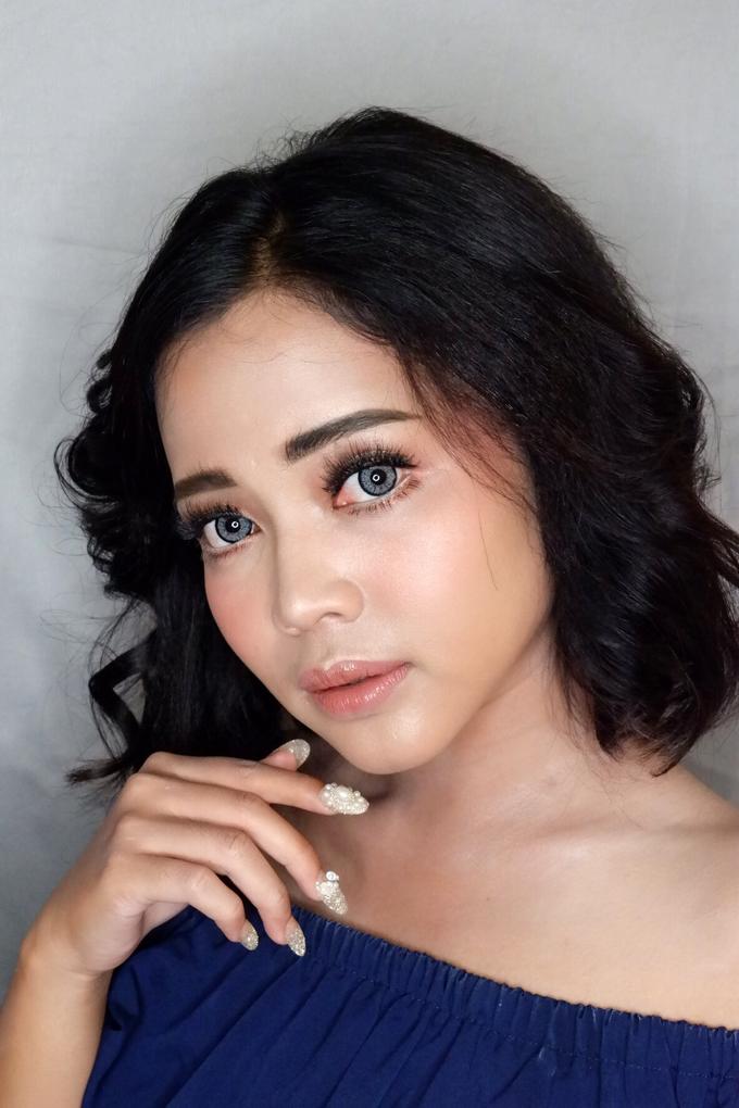 Wedding makeup by Vnimakeupartist - 018