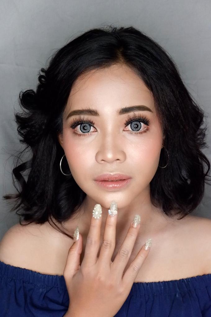 Wedding makeup by Vnimakeupartist - 019