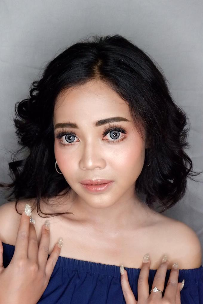 Wedding makeup by Vnimakeupartist - 020