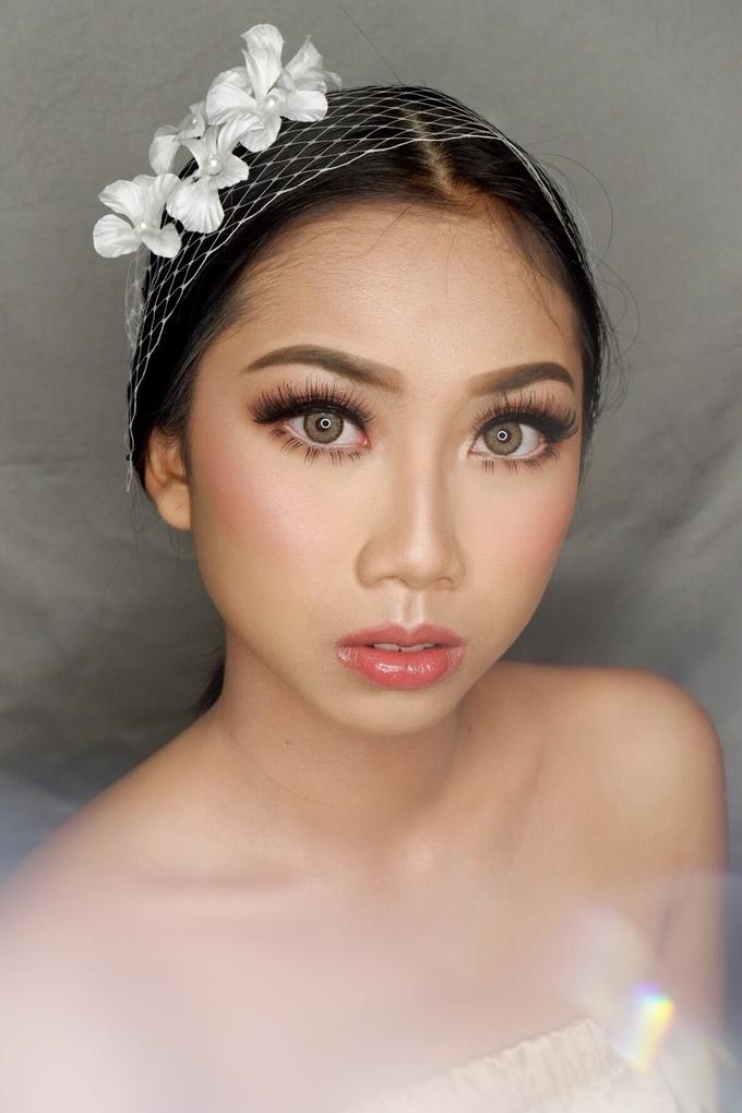 Wedding makeup by Vnimakeupartist - 023