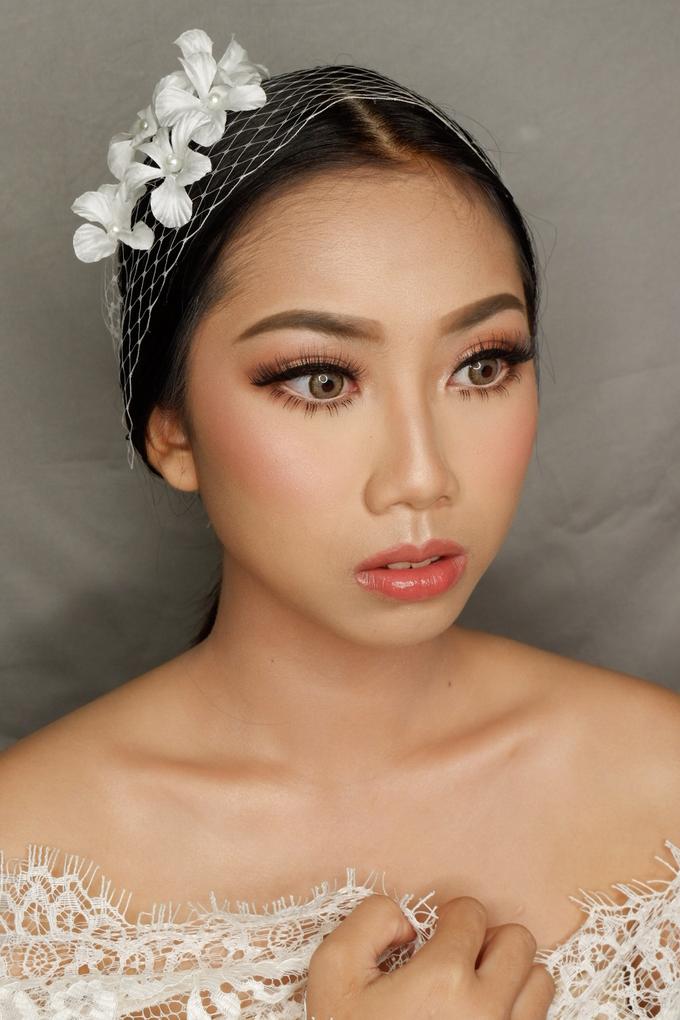 Wedding makeup by Vnimakeupartist - 024