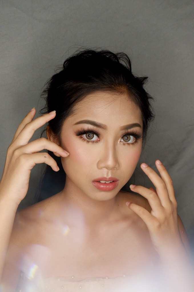 Wedding makeup by Vnimakeupartist - 026