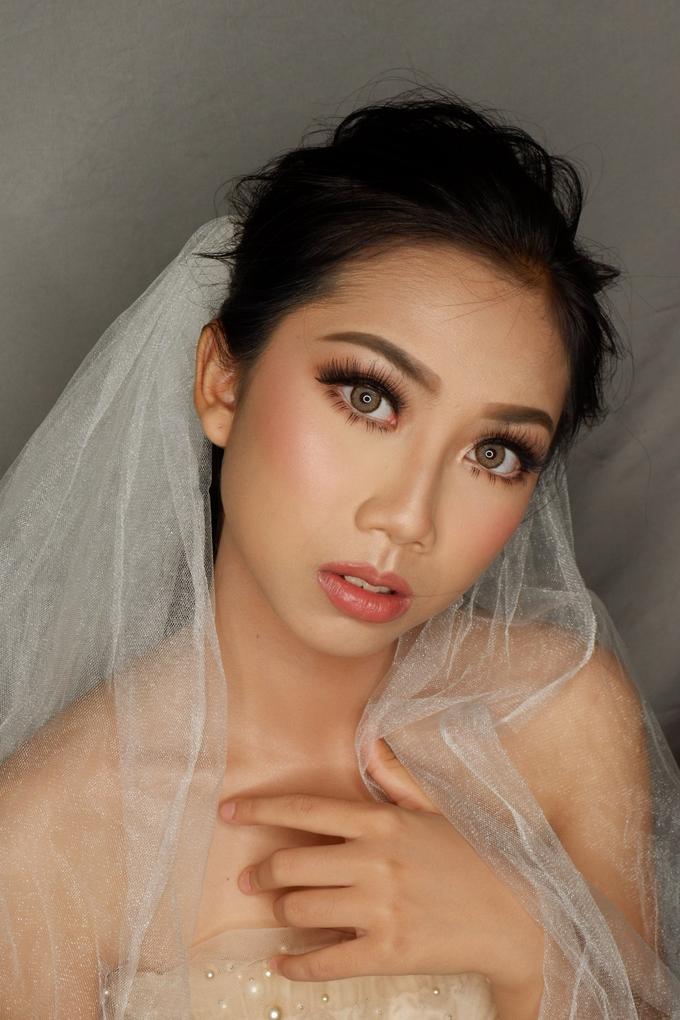 Wedding makeup by Vnimakeupartist - 027