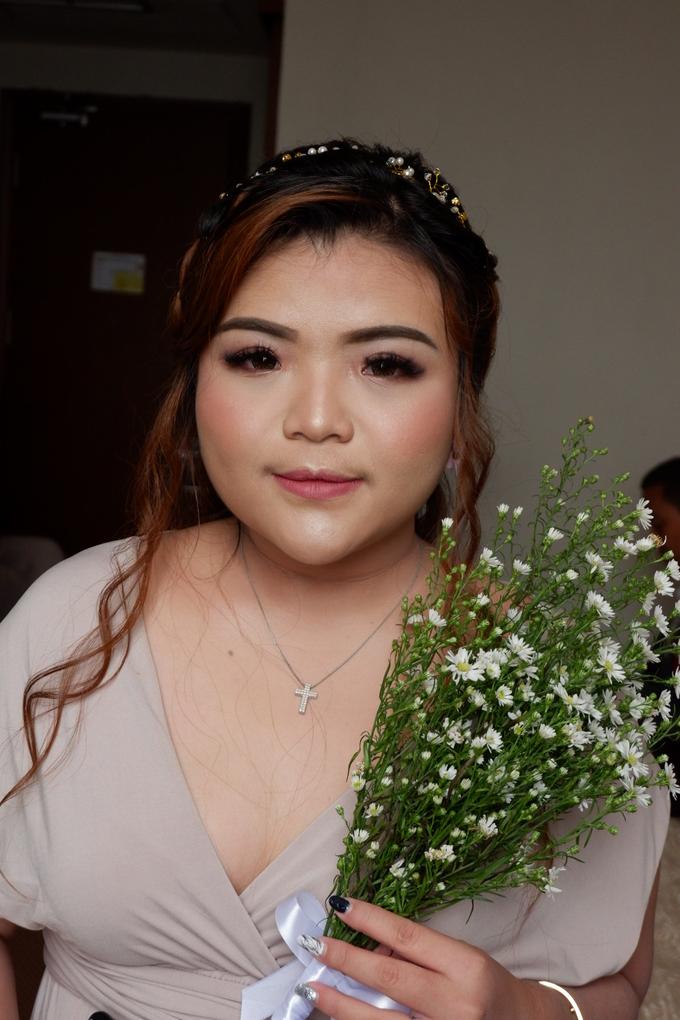 Bridesmaid by Vnimakeupartist - 013