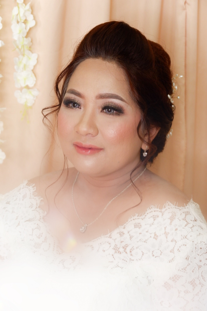 Wedding makeup by Vnimakeupartist - 028