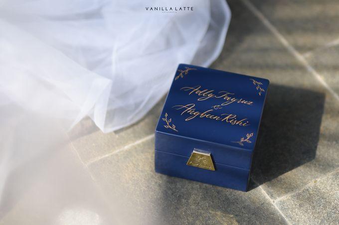 Angbeen Rishi & Adly Fayruz Wedding Ceremony by Vanilla Latte Fotografia - 005