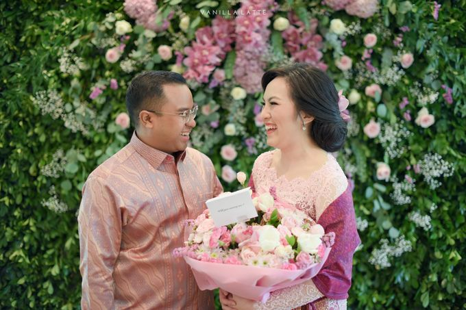Engagement Rizki & Tabita by Jardin Flowers - 002