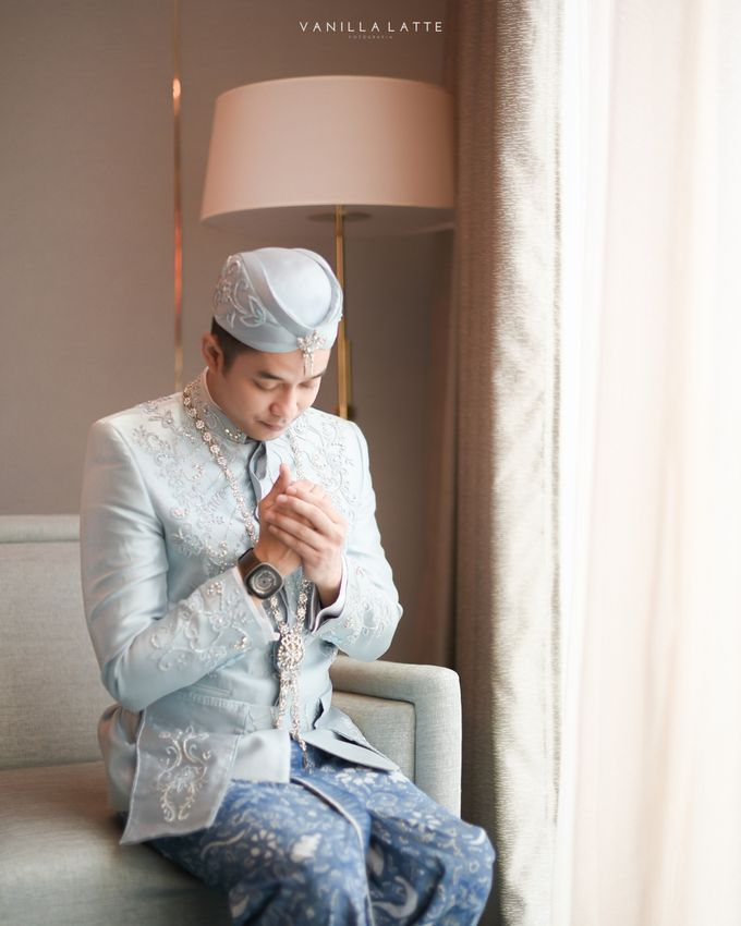 Angbeen Rishi & Adly Fayruz Wedding Ceremony by Vanilla Latte Fotografia - 020