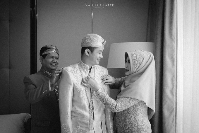 Angbeen Rishi & Adly Fayruz Wedding Ceremony by Vanilla Latte Fotografia - 023