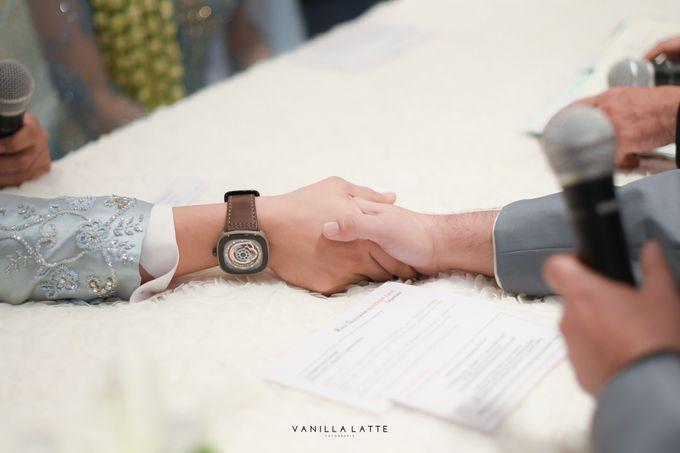 Angbeen Rishi & Adly Fayruz Wedding Ceremony by Vanilla Latte Fotografia - 031