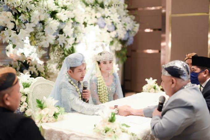 Angbeen Rishi & Adly Fayruz Wedding Ceremony by Vanilla Latte Fotografia - 030