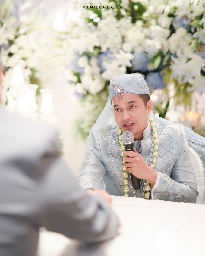 Angbeen Rishi & Adly Fayruz Wedding Ceremony by Vanilla Latte Fotografia - 033