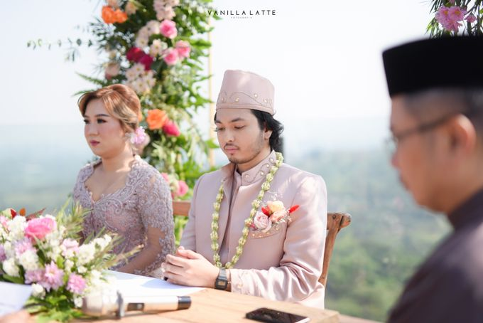 Intimate Wedding at Royal Tullip Bogor by Vanilla Latte Fotografia - 021