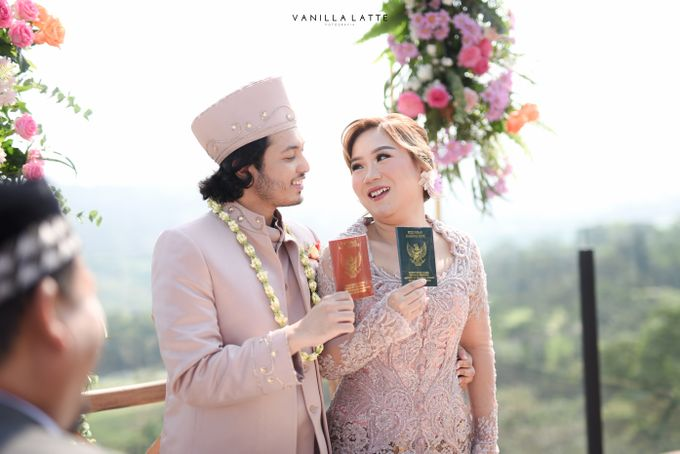 Intimate Wedding at Royal Tullip Bogor by Vanilla Latte Fotografia - 023