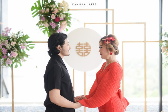 Intimate Wedding at Royal Tullip Bogor by Vanilla Latte Fotografia - 037