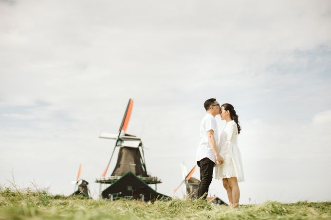 Valdi & Daniza Europe Pre-wedding by Venema Pictures - 023