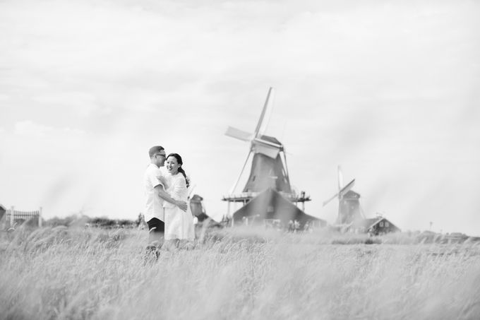 Valdi & Daniza Europe Pre-wedding by Venema Pictures - 021