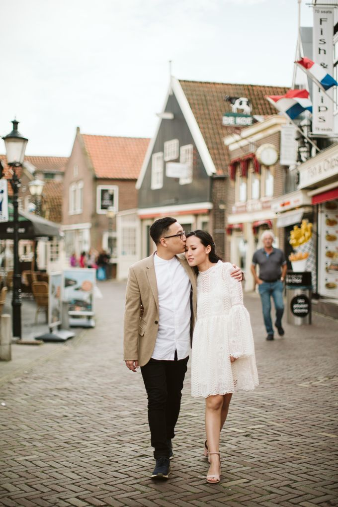 Valdi & Daniza Europe Pre-wedding by Venema Pictures - 020