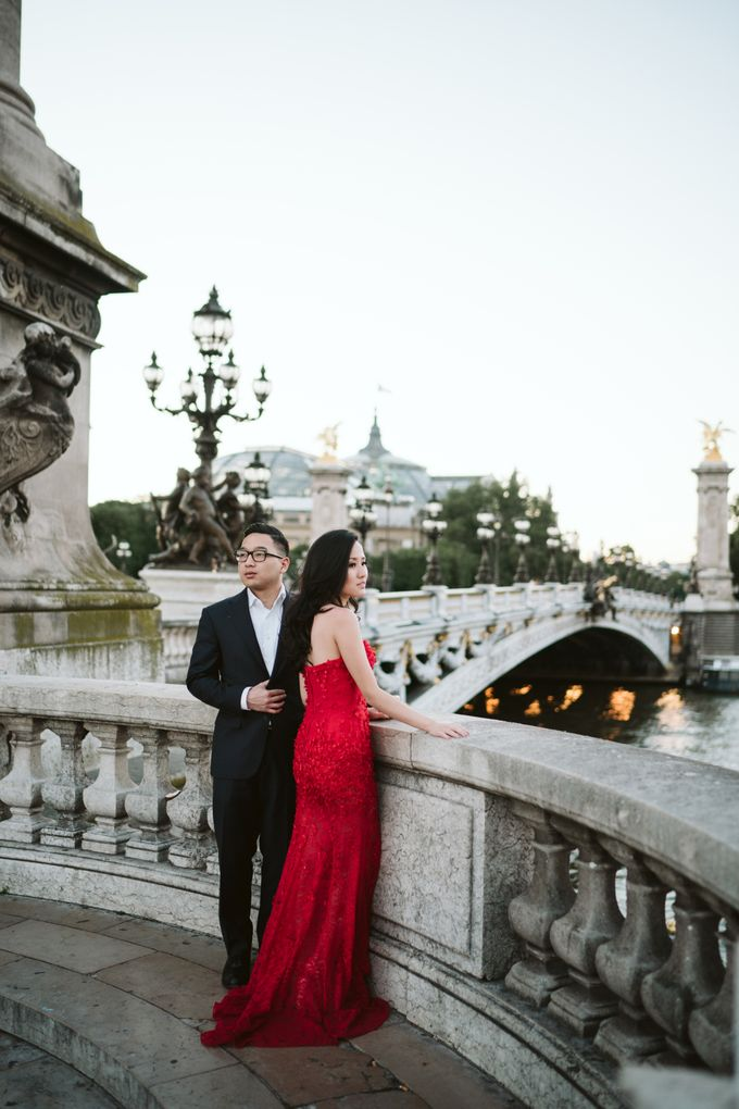 Valdi & Daniza Europe Pre-wedding by Venema Pictures - 025