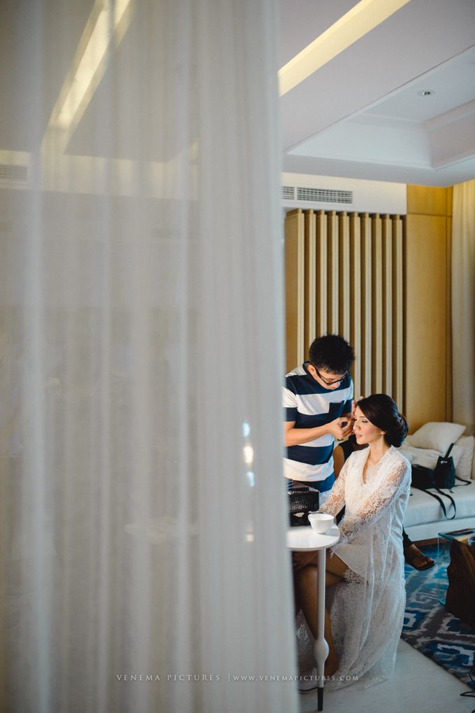 Andy & Acha Wedding Day by NOEY STUDIO - 001