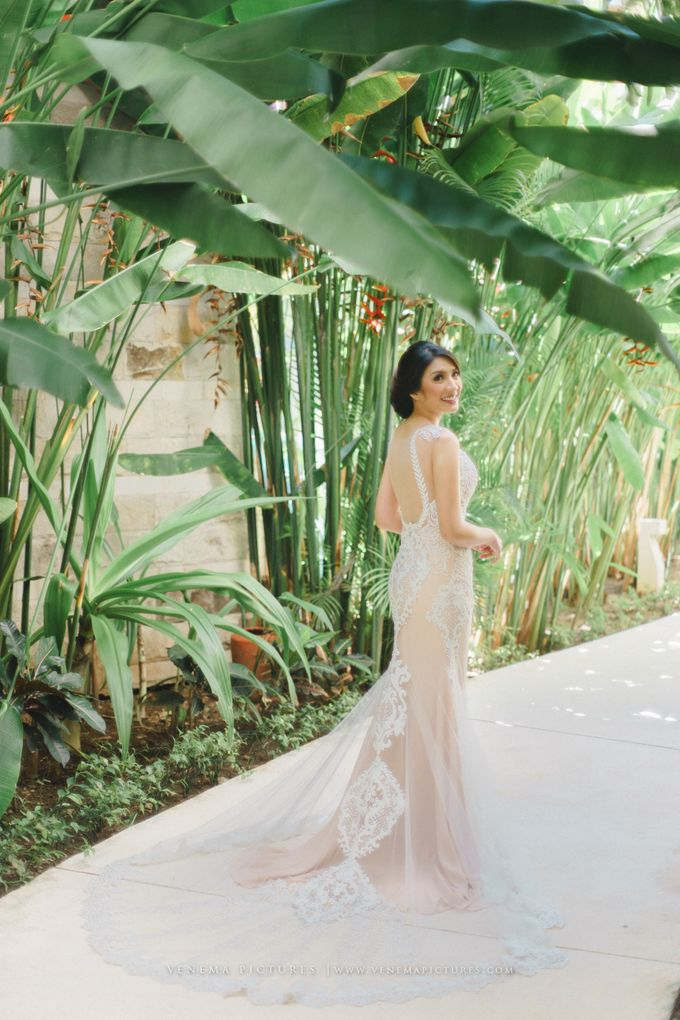 Andy & Acha Wedding Day by NOEY STUDIO - 005