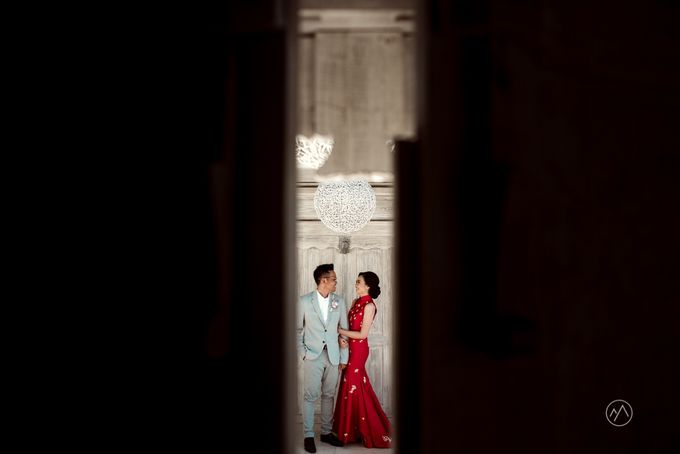 The Wedding of Stella & Fajar by Bali Eve Wedding & Event Planner - 008